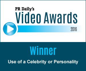 Use of Celebrity or Personality