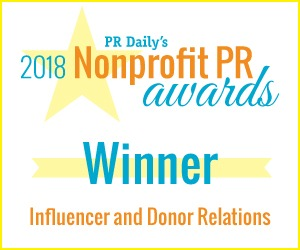 Influencer and Donor Relations Campaign