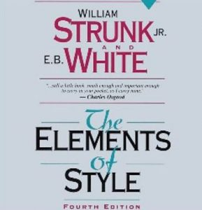 Rediscover the writing wisdom of Strunk and White