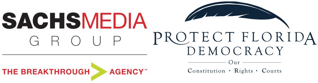 Protect Florida Democracy- Logo