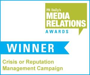 Crisis or Reputation Management Campaign