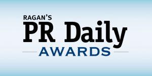 We're looking to honor the best in PR