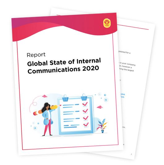 Global State of Internal Communications 2020 Report