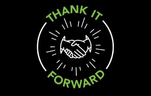 """""""Thank It Forward"""""""