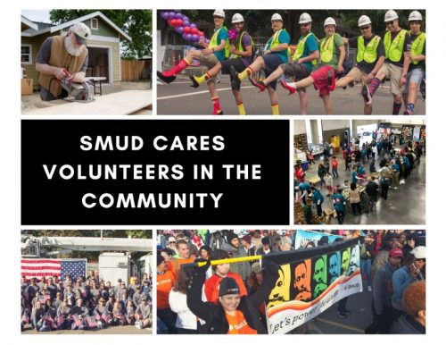"""""""SMUD Cares"""""""