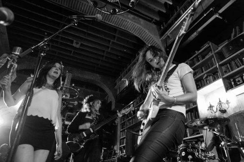 """Women at Fender Making Rock Herstory Since 1946"""