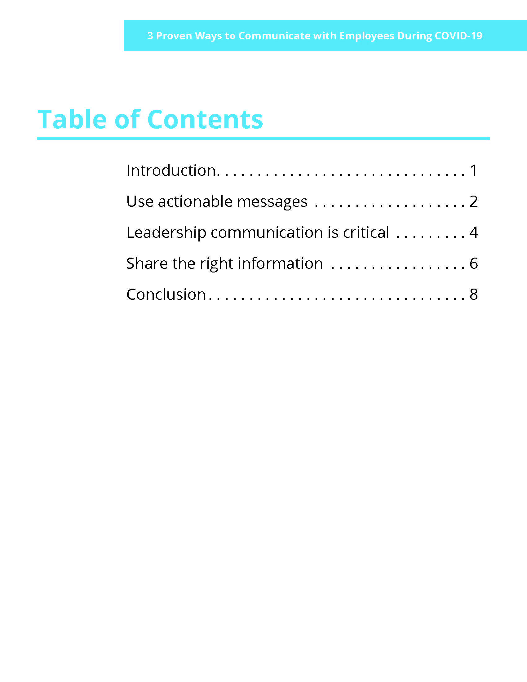 3 Proven Ways to Communicate with Employees During COVID-19 page 2