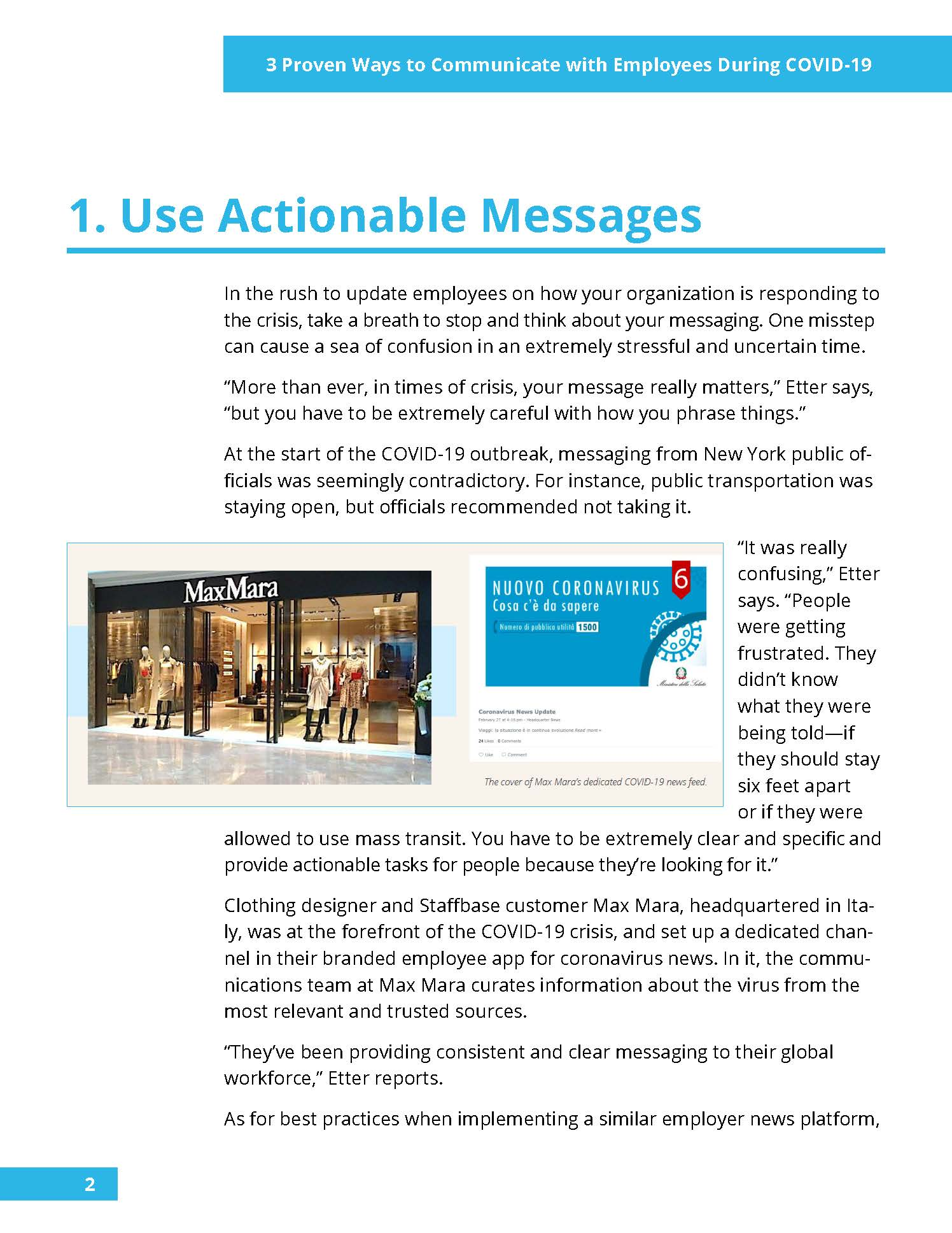 3 Proven Ways to Communicate with Employees During COVID-19 page 3