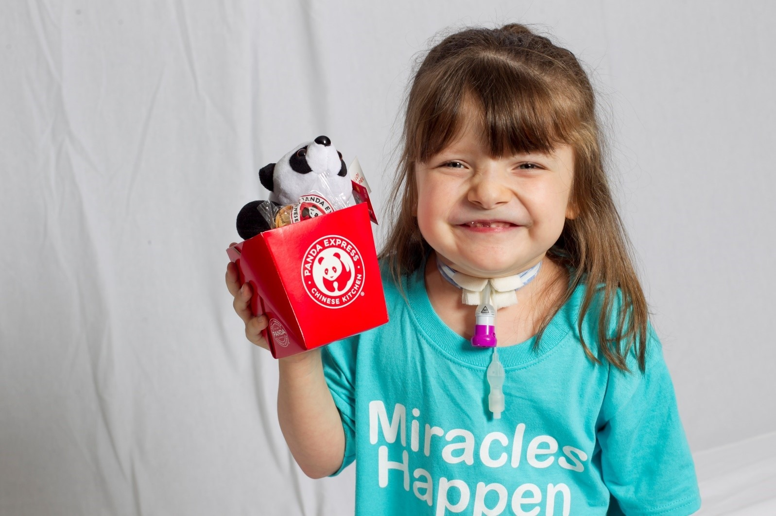 Panda Express Round Up Campaign- Logo