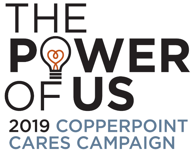 CopperPoint Cares - Valley of the Sun United Way Campaign- Logo