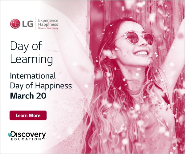 LG Discover Your Happy- Logo