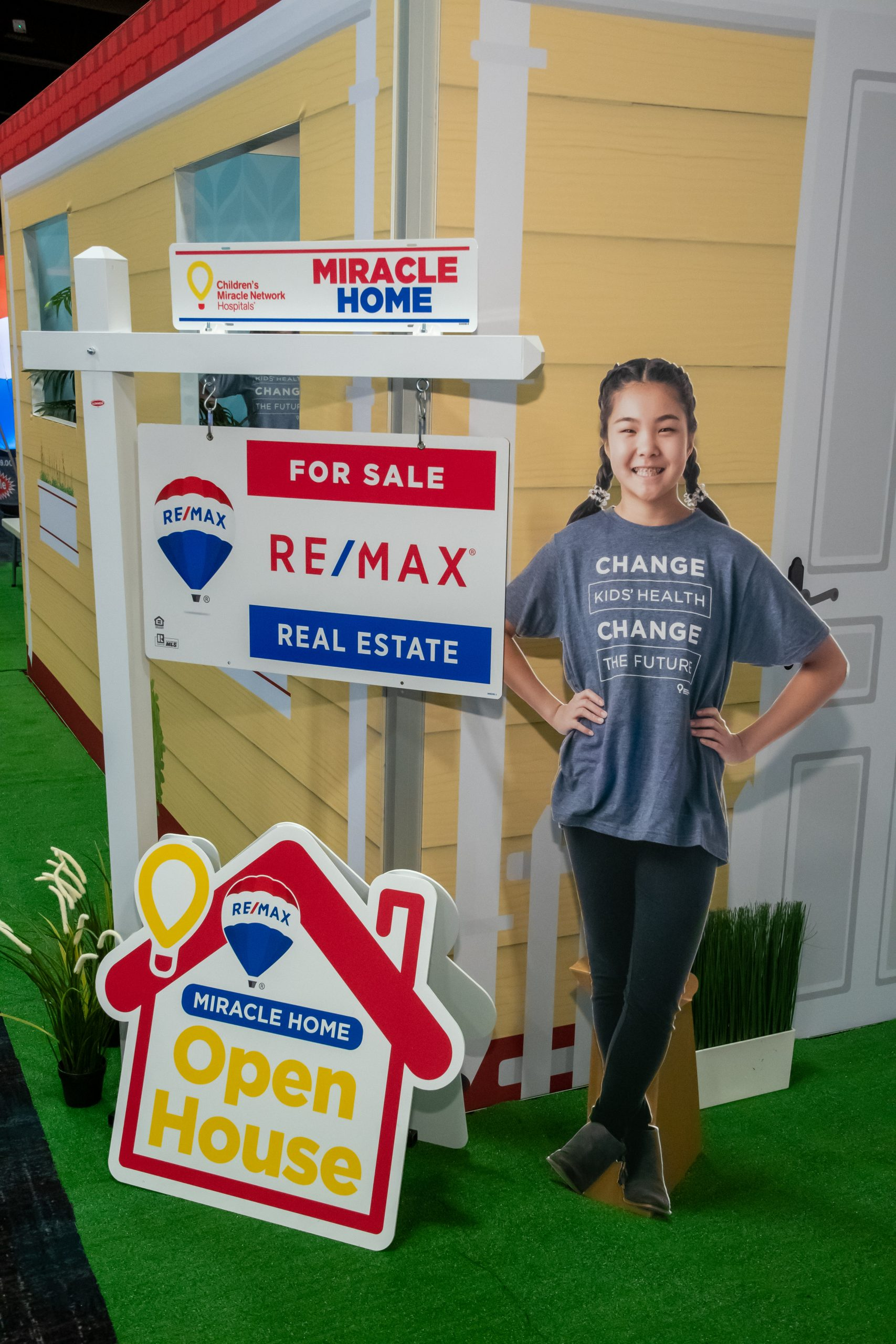Miracle Home in Real Life- Logo