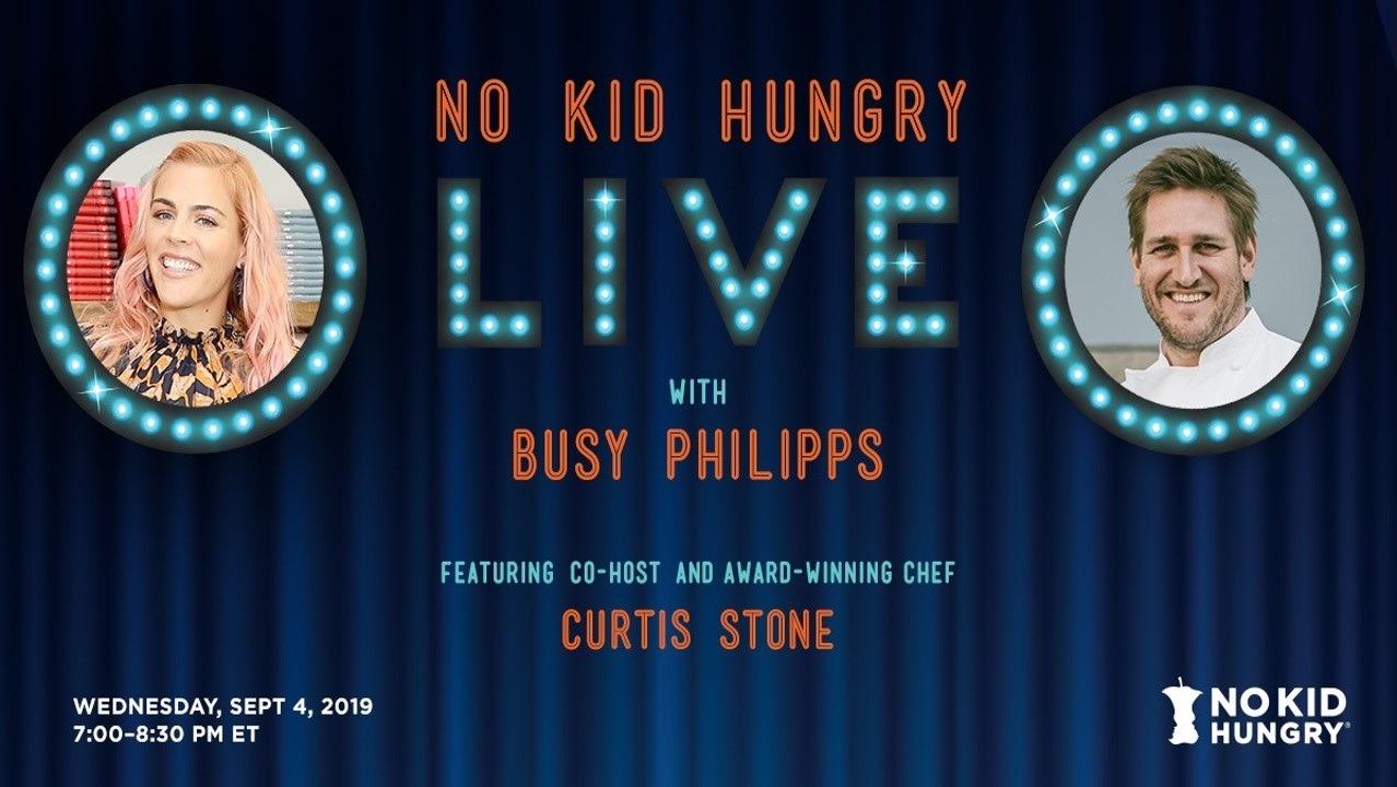No Kid Hungry Live- Logo