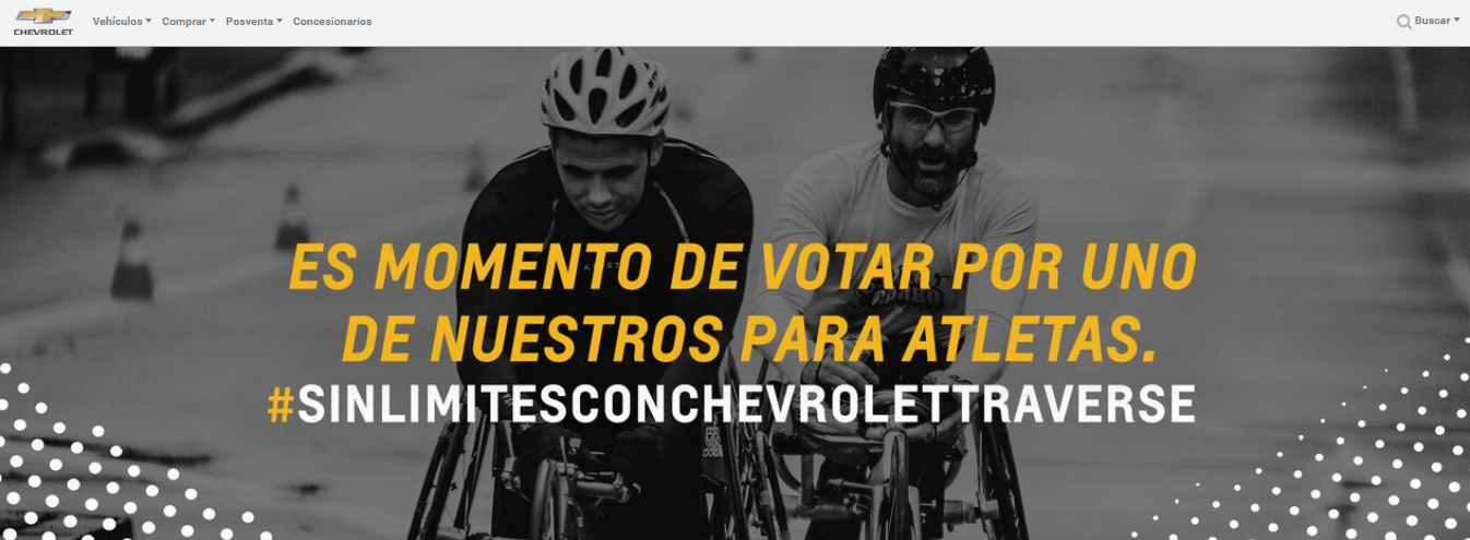 No Limits - Chevrolet Peru