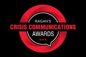 Ragan's Crisis Communications Awards will showcase the best comms under pressure