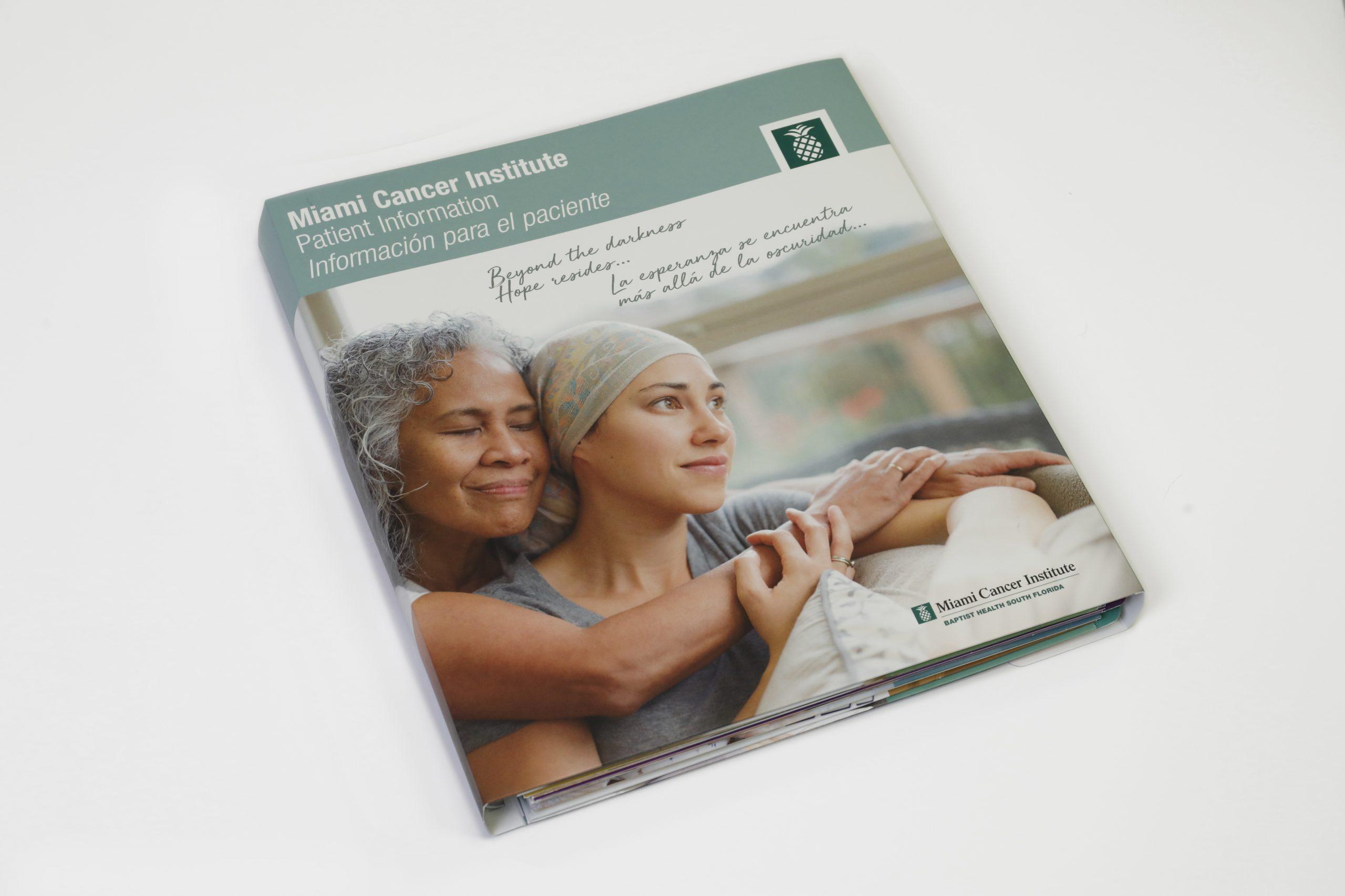 Cancer Patient Education Folders