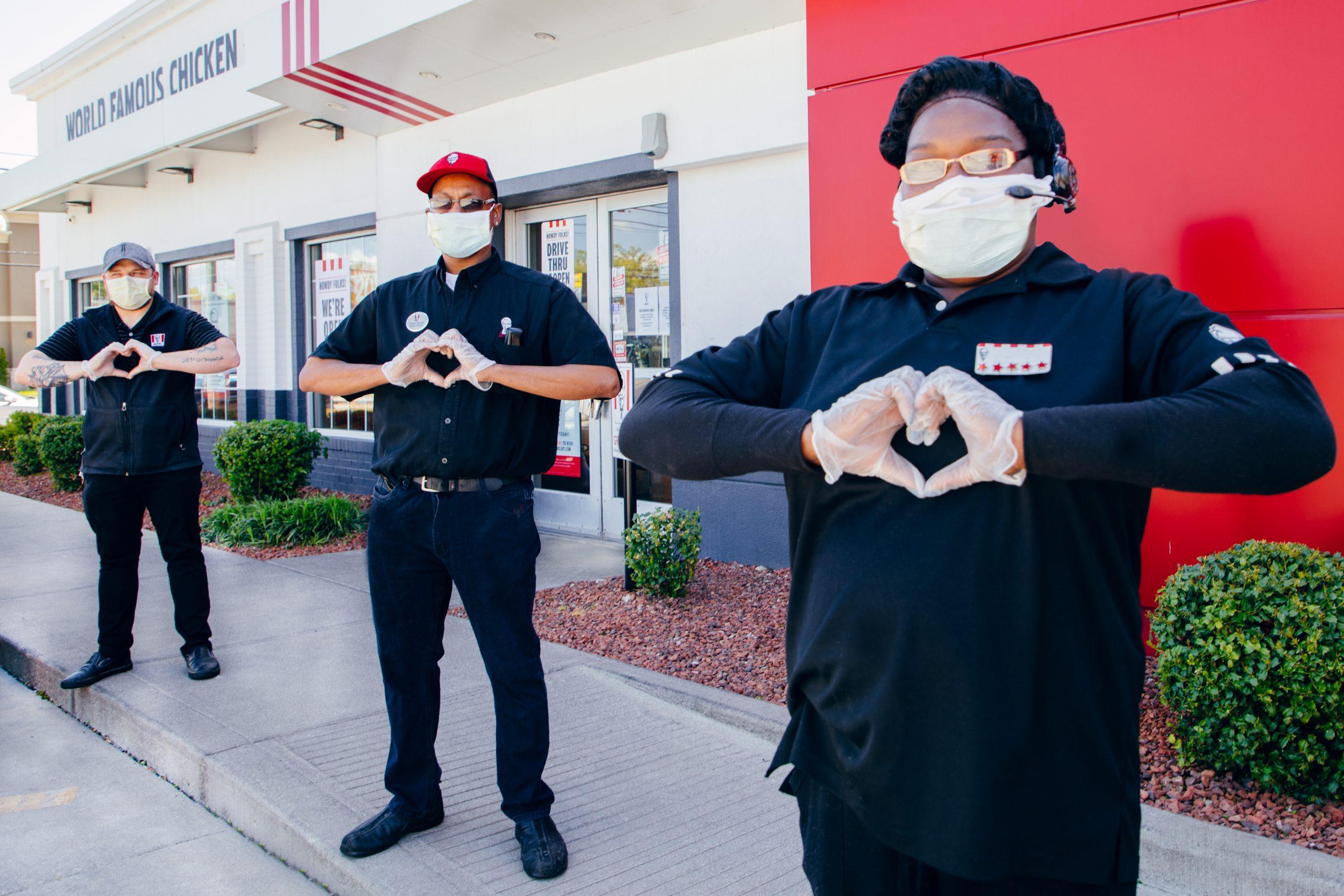 KFC Feeding Our Communities