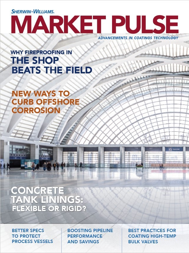 Sherwin-Williams Protective & Marine Market Pulse Publication