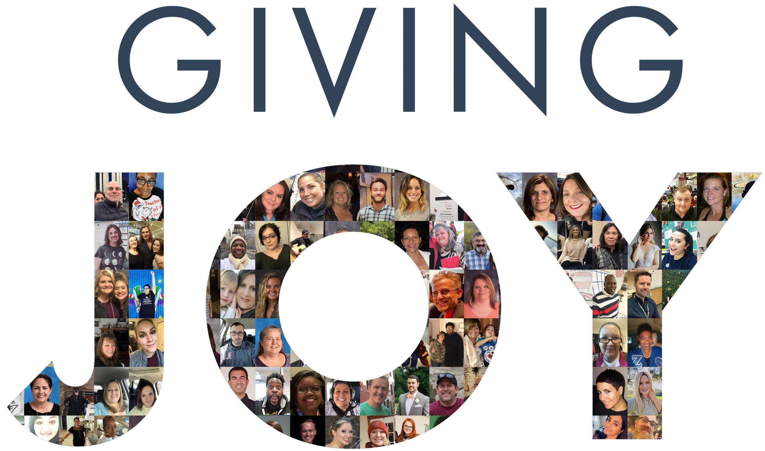 Giving Joy