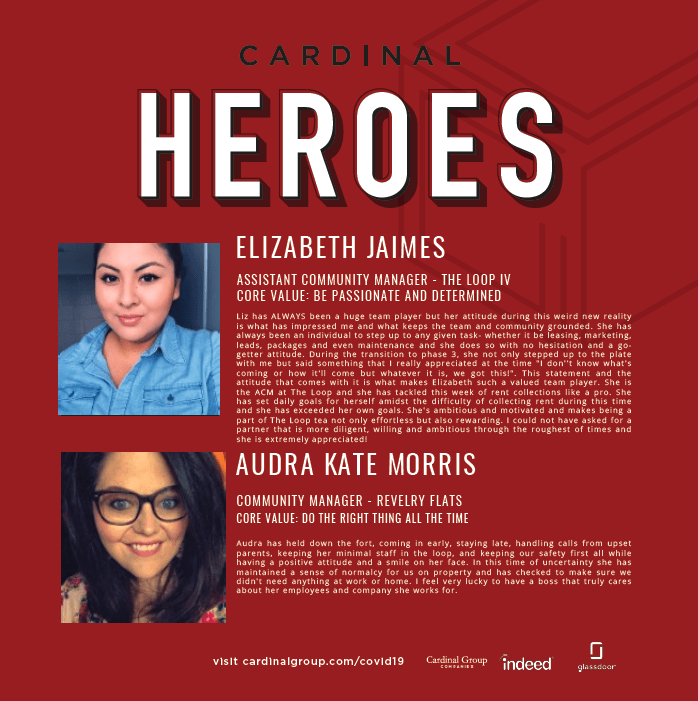 Cardinal Heroes