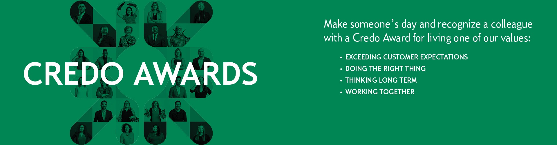Citizens Credo Awards Platform