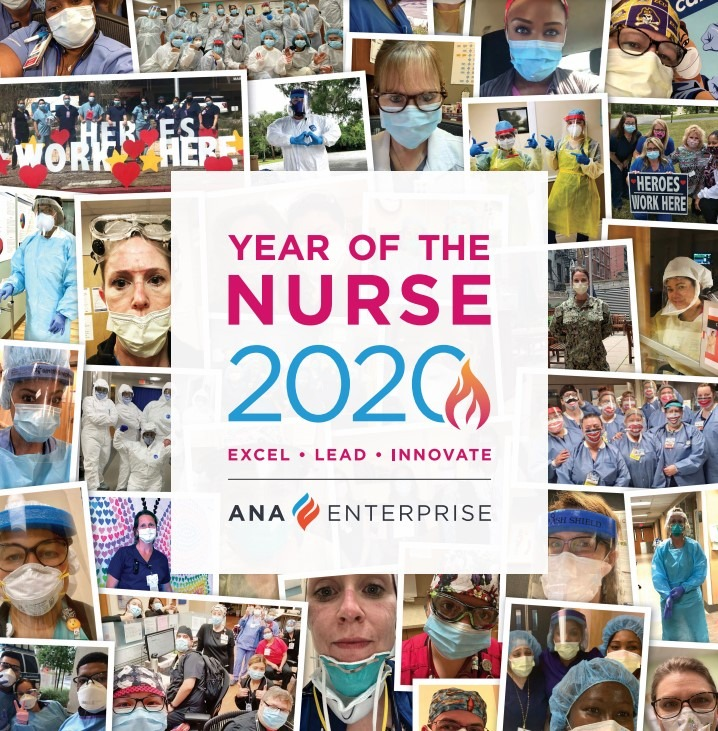 COVID-19 and the Nation's Most Trusted Profession:  ANA's Rapid Response Rallies for Nurses