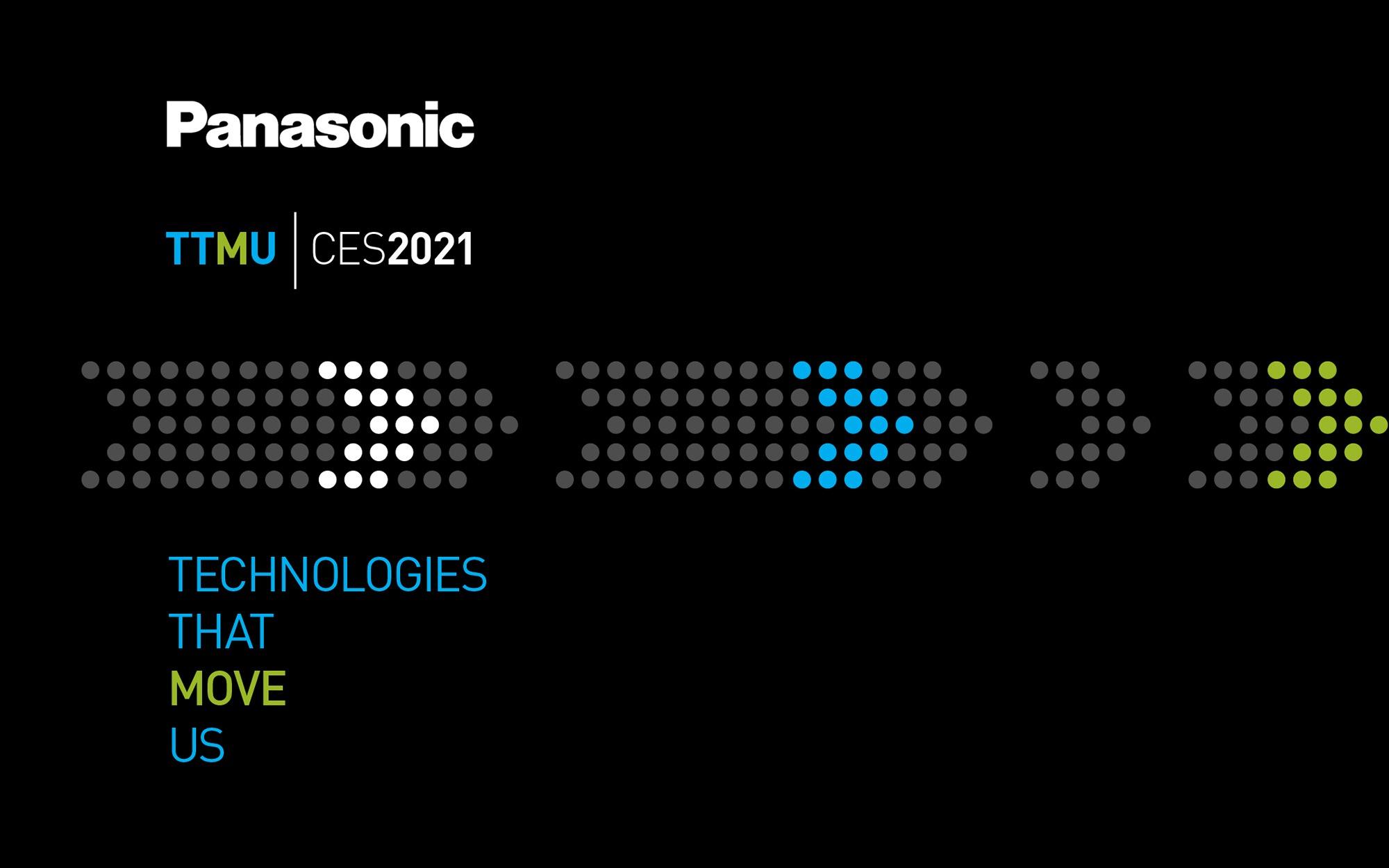 Navigating a Virtual World: Panasonic at CES 2021